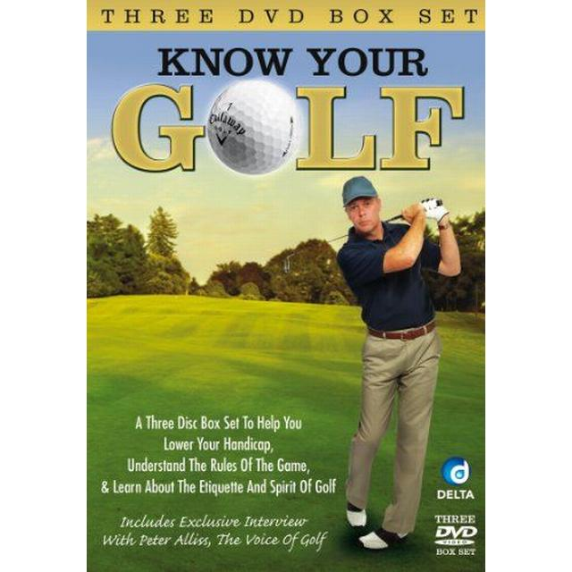Know Your Golf [DVD]